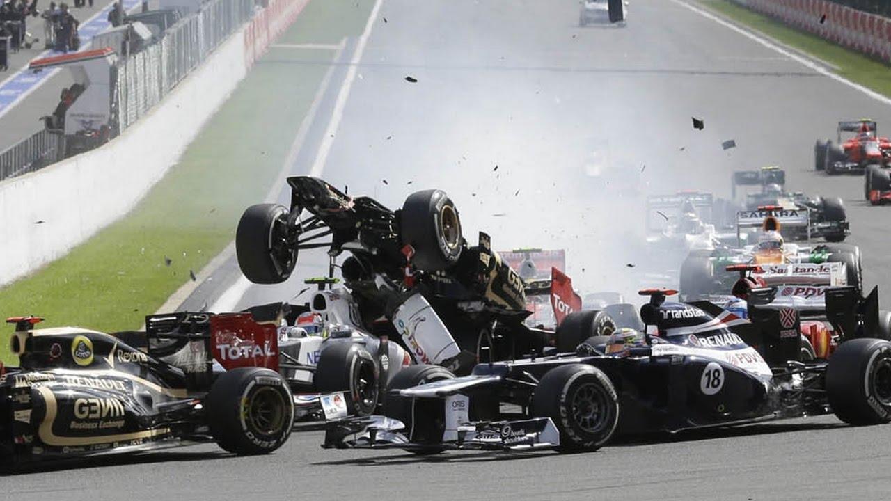 Tragis! Kecelakaan Paling Mengerikan Di Formula 1